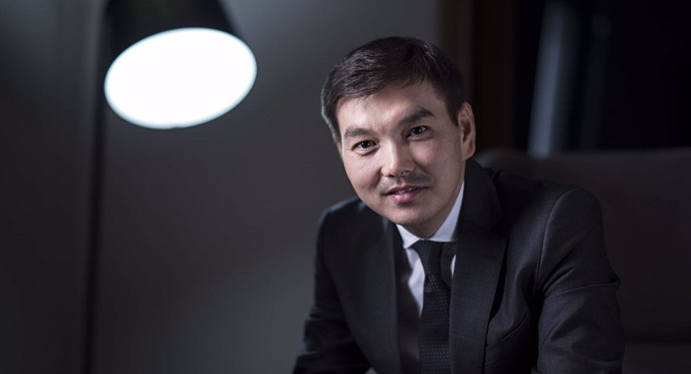 Председатель правления АО Казконтент Думан Кожахметов