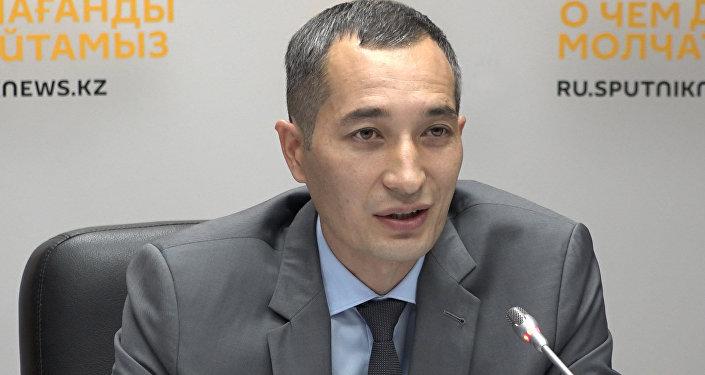 Серик Жарасбаев