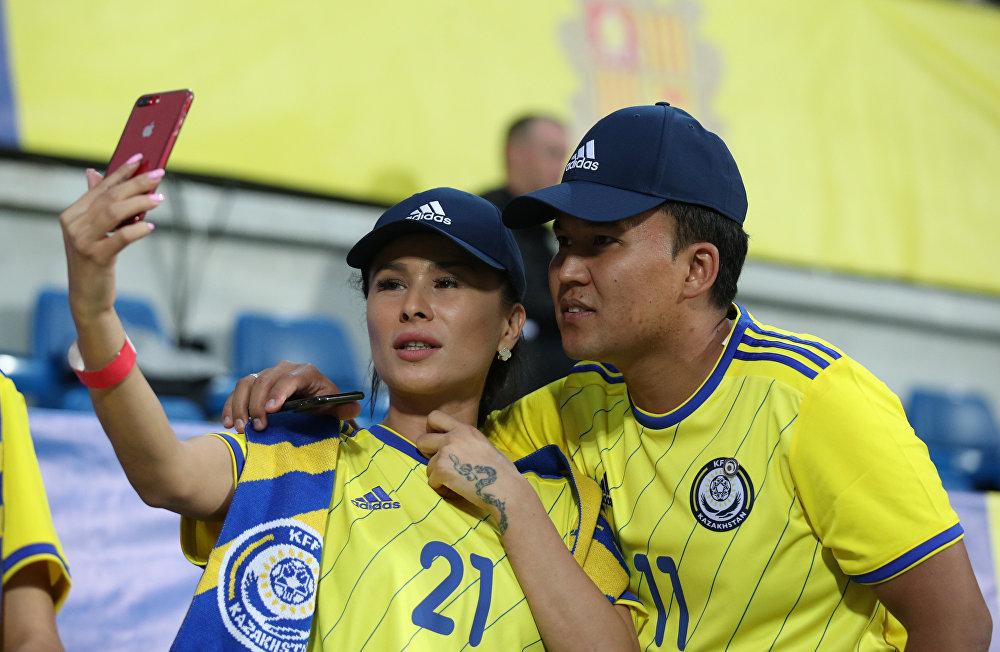 Матч Андорра - Казахстан в Лиге наций УЕФА