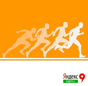 Маршрут марафона в Астане