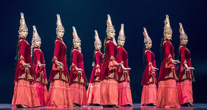 Постановка Асем коныр. Гастроли театра Астана Балет в Монако