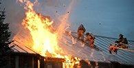 Пожар. Иллюстративное фото