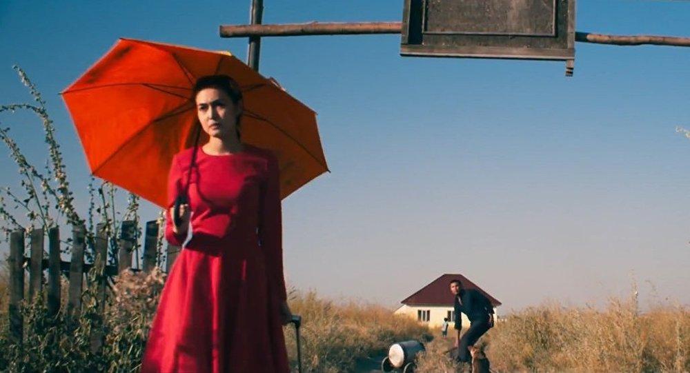 Кадр из фильма Ласковое безразличие мира Адильхана Ержанова