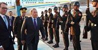 Нурсултан Назарбаев прибыл в Турецкую Республику