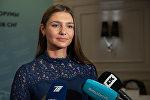Председатель Ассоциации молодежных правительств России Дина Гайзатуллина