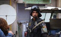 Полицейский в Египте
