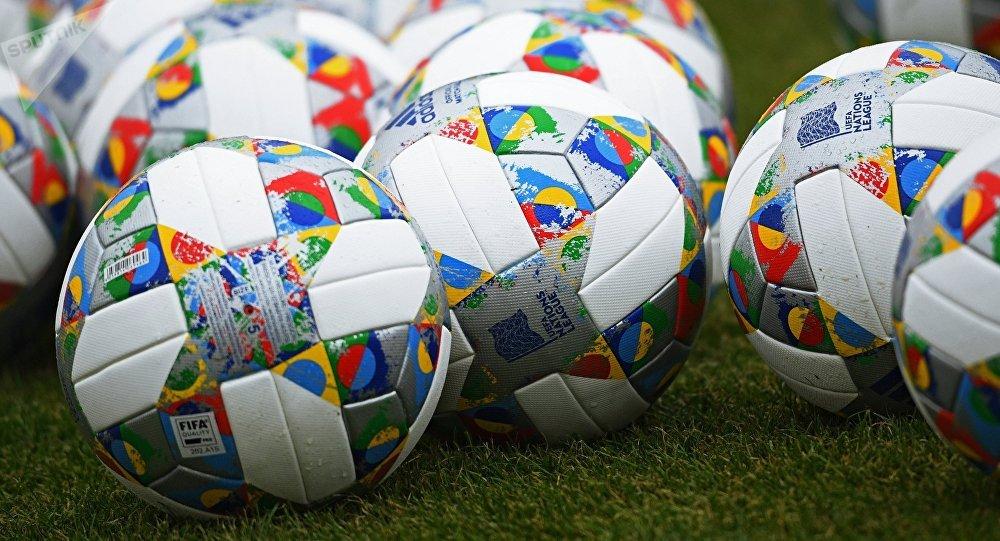 Официальные мячи Лиги наций