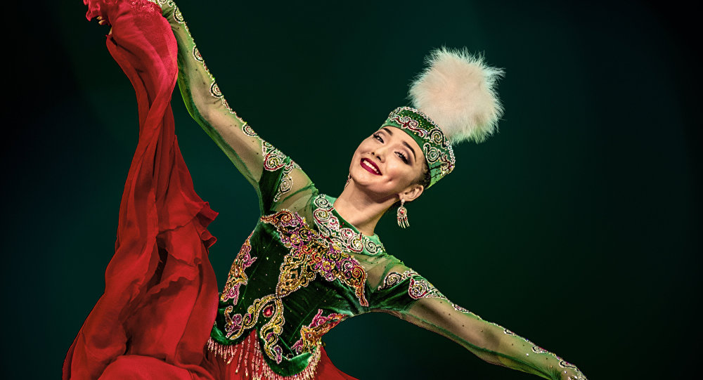 Вечера казахского балета впервые пройдут в Монако