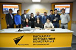 Кызылординские журналисты посетили редакцию Sputnik Казахстан