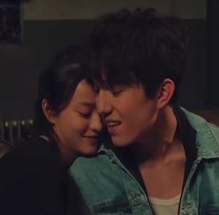 Кадр из музыкального клипа Димаша
