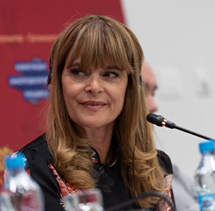 Немецкая актриса Настасья Кински