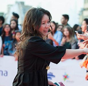 Самал Еслямова Almaty Film Festival ашылуында