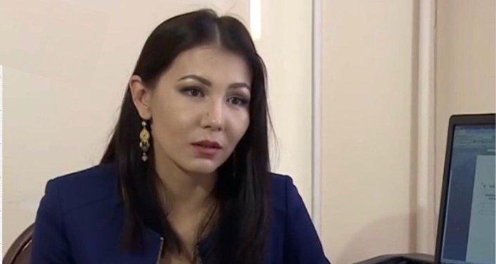 Психолог Зарина Штеер