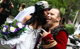 Свадьба Прохора Пирогова и Натальи Глушаевой