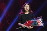 Актриса Самал Еслямова