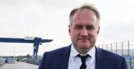 Президент Объединенной транспортно-логистической компании — Евразийского железнодорожного альянса (ОТЛК ЕРА) Алексей Гром