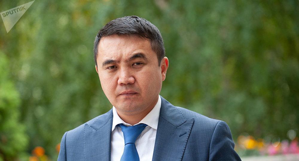 Управляющий директор по производству АО КазНИИСА Ералы Шокбаров