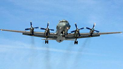Самолет Ил 20, архивное фото