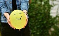 Смайлик, улыбка