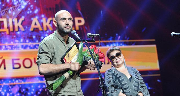 Награждение победителей Almaty Film Festival