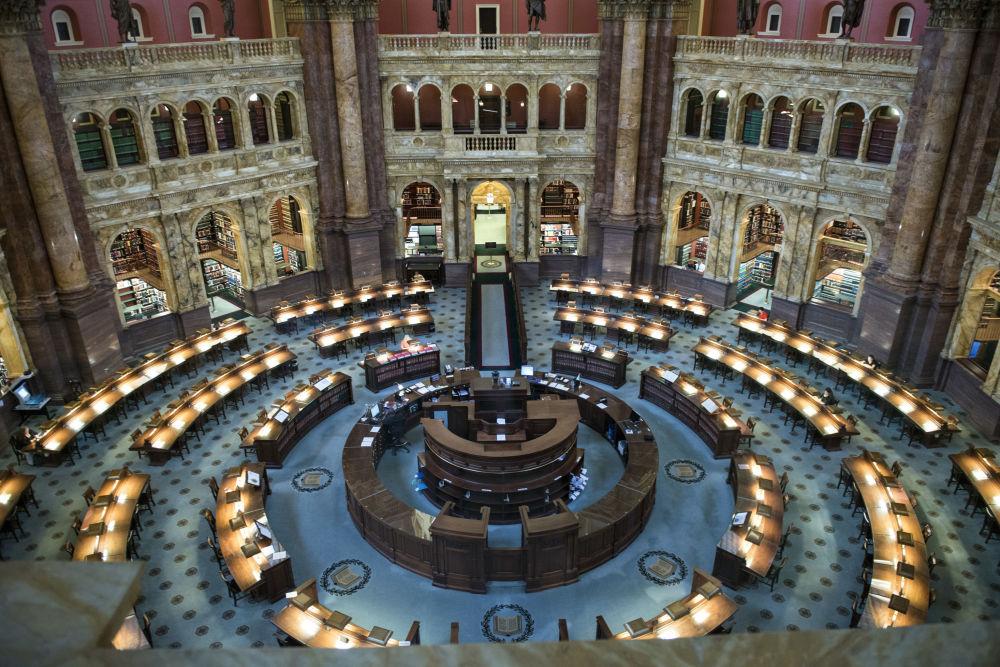 АҚШ конгресі кітапханасының қорында 158 миллионға жуық кітап бар. Оларға жай ғана көз жүгіртіп шығу үшін 130 жылдай уақыт қажет.