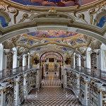 Әлемдік кітапханалар туралы ең қызықты деректерді біздің материалымыздан оқыңыз! Суретте: ең үлкен ғибадатхана кітапханаларының бірі – Австриядағы Адмонт аббаттығының кітапханасы. Оның ұзындығы - 72 метр.