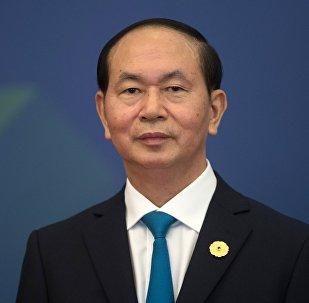 Вьетнам президенті Чан Дай Куанг