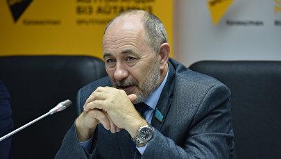 Депутат парламента РК, участник альпиниады Павел Казанцев