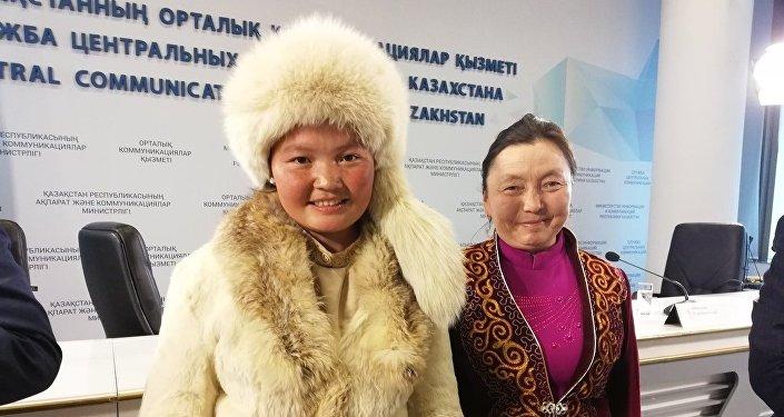 Айшолпан Нұрғайыпқызы, Моңғолияда тұратын қазақ бүркітшісі