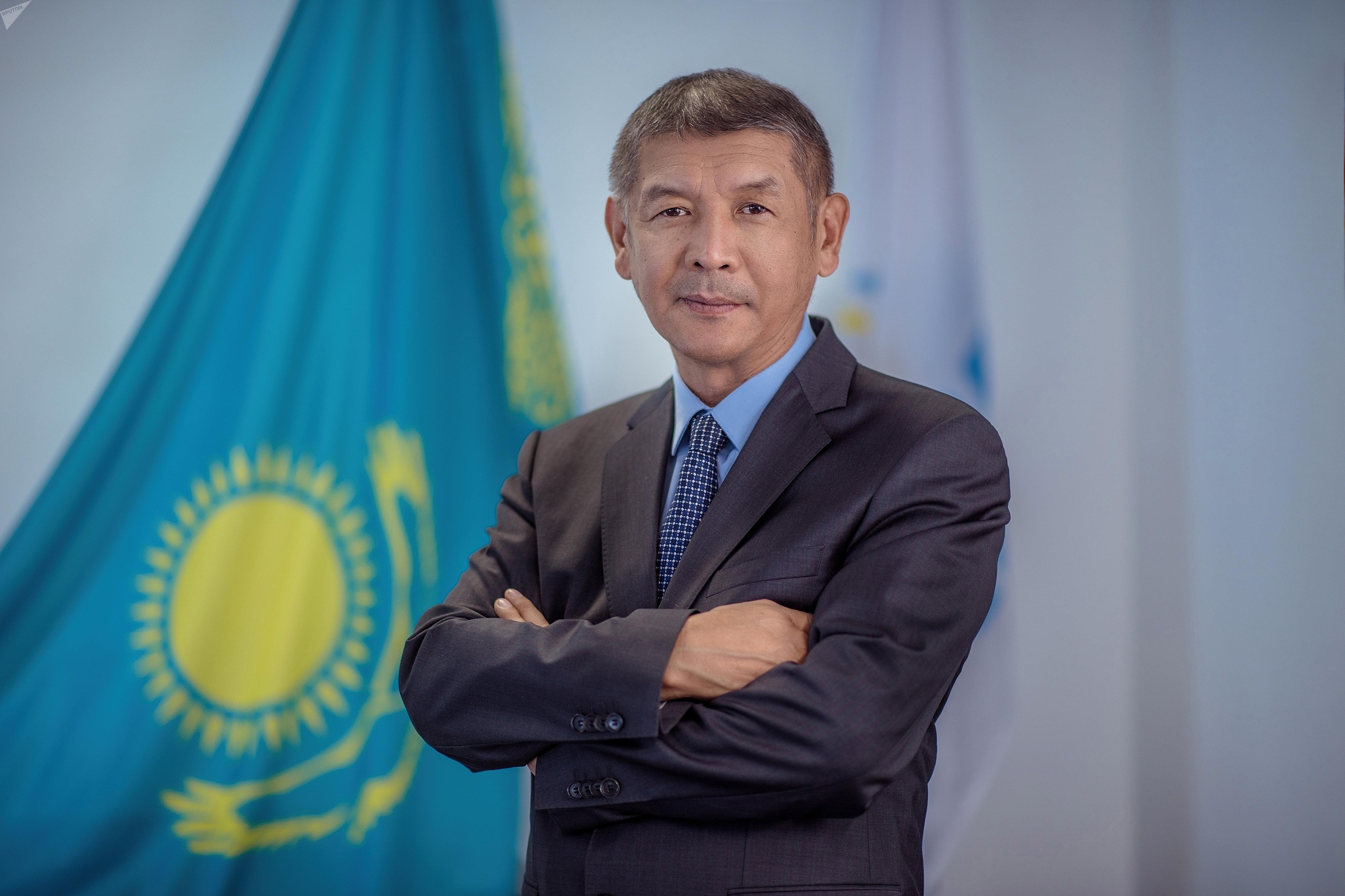 Доктор технических наук, научный руководитель научного центра компании Волковгеология Бауржан Дуйсебаев