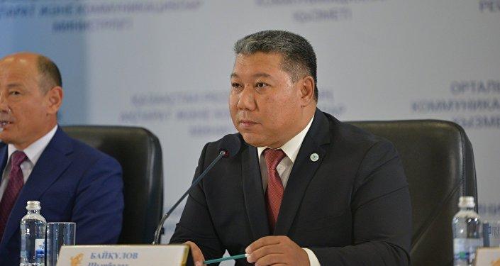 Председатель правления казахстанской ассоциации по управлению отходами KazWaste Шынболат Байкулов