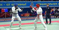 Силовики четырех стран сразились на татами - турнир по рукопашному бою