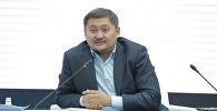 Общественный деятель Саясат Нурбек