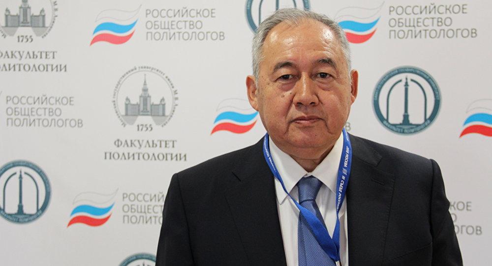 Амантай Нурмагамбетов