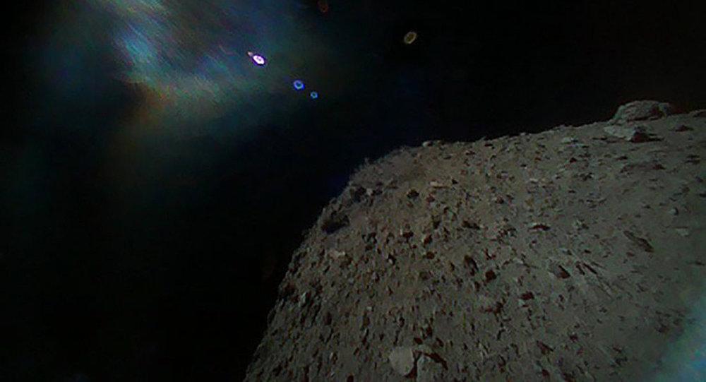 Астероидтың беткі қабаты