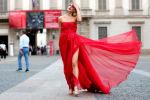 Гостья до начала показа мод на Неделе моды Весна/Лето 2019 в Милане