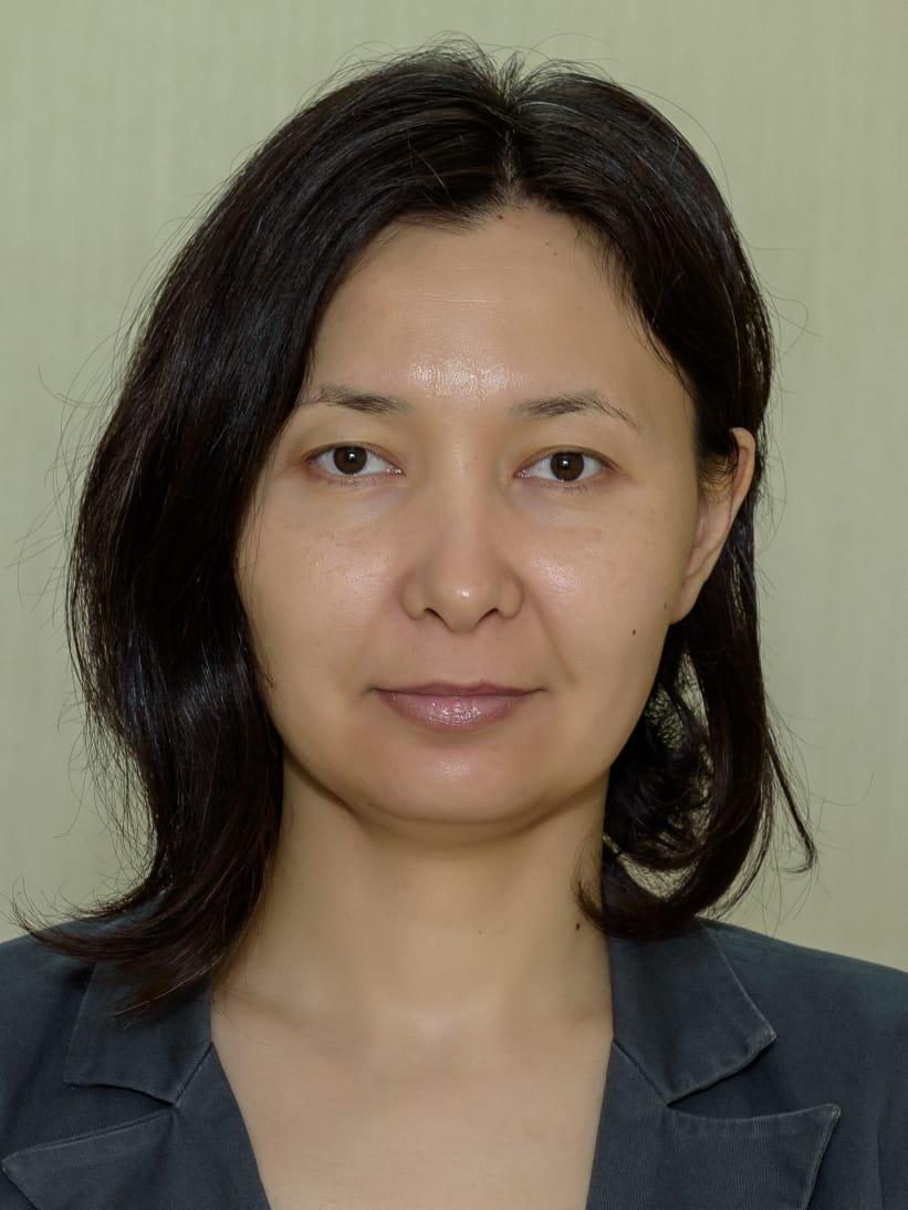 Ирина Бекетова