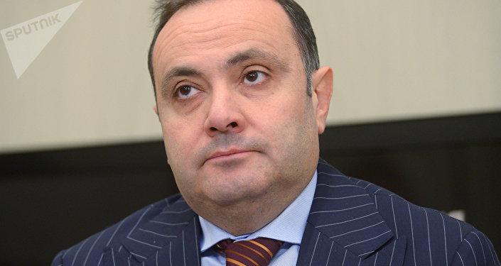 Посол Армении в России Вардан Тоганян