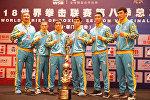 Команда Astana Arlans