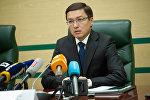 Ұлттық банк басшысы Данияр Ақышев