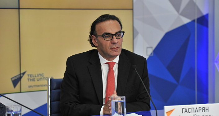 Арсен Гаспарян