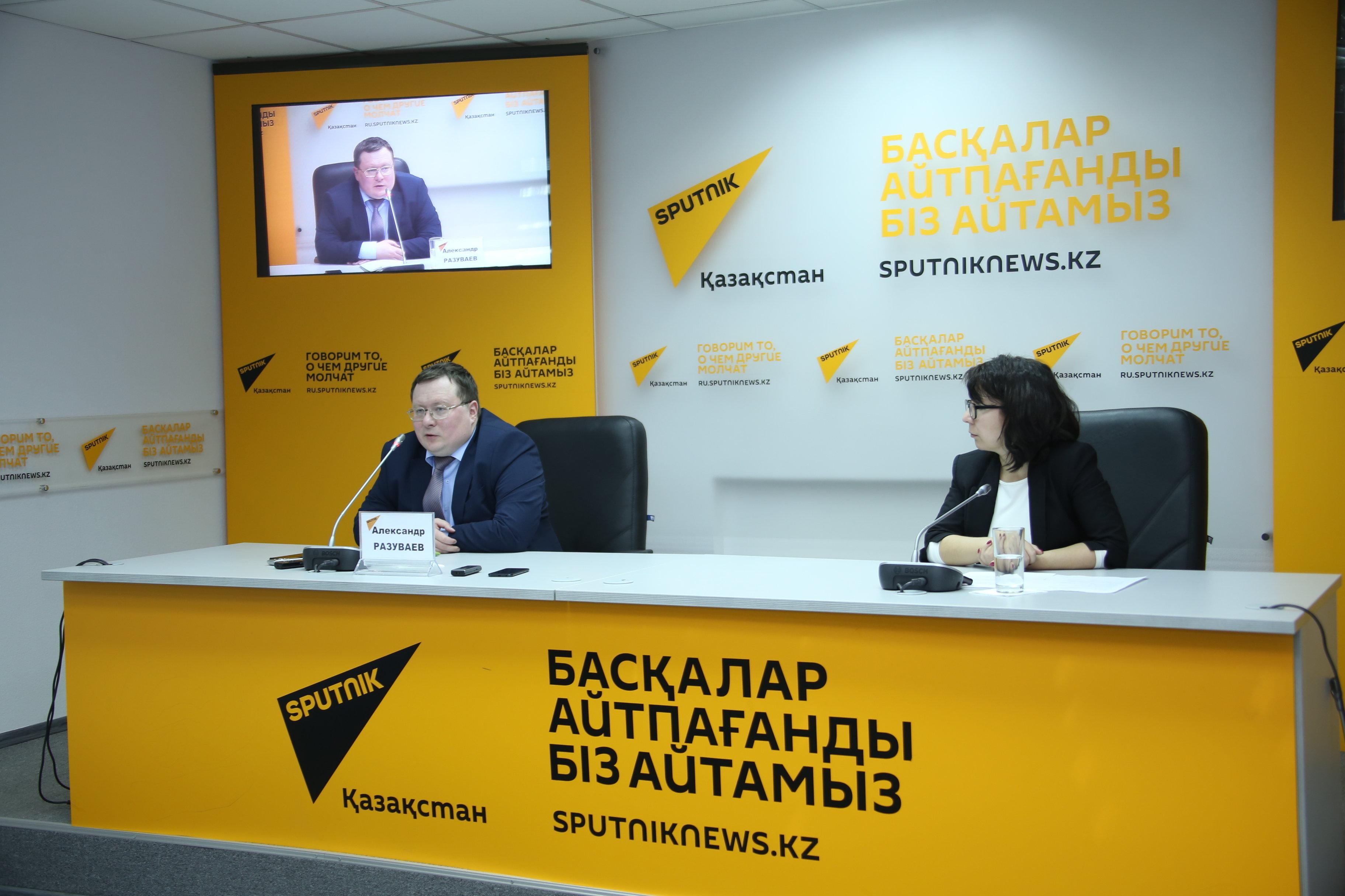 Директор аналитического департамента компании Альпари Александр Разуваев
