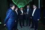 Вечер дружбы для глав государств и руководителей делегаций участников заседания Совета глав государств-членов СНГ