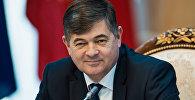 Министр экономики Кыргызстана Олег Панкратов