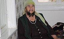 Түркістан облысында тұратын сақалды апа Мухтабар Тораева
