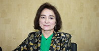 Салтанат  Идрисова - представитель Республиканского центра развития здравоохранения