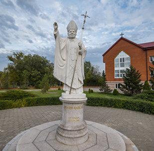 Католическая церковь в Астане