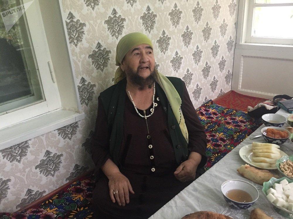 Мухтабар сказала, что гордится своей бородой, которая сделала ее знаменитой