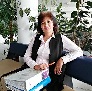 Зауреш Зайнуллақызы, Назарбаев Зияткерлік мектебінің ұстазы
