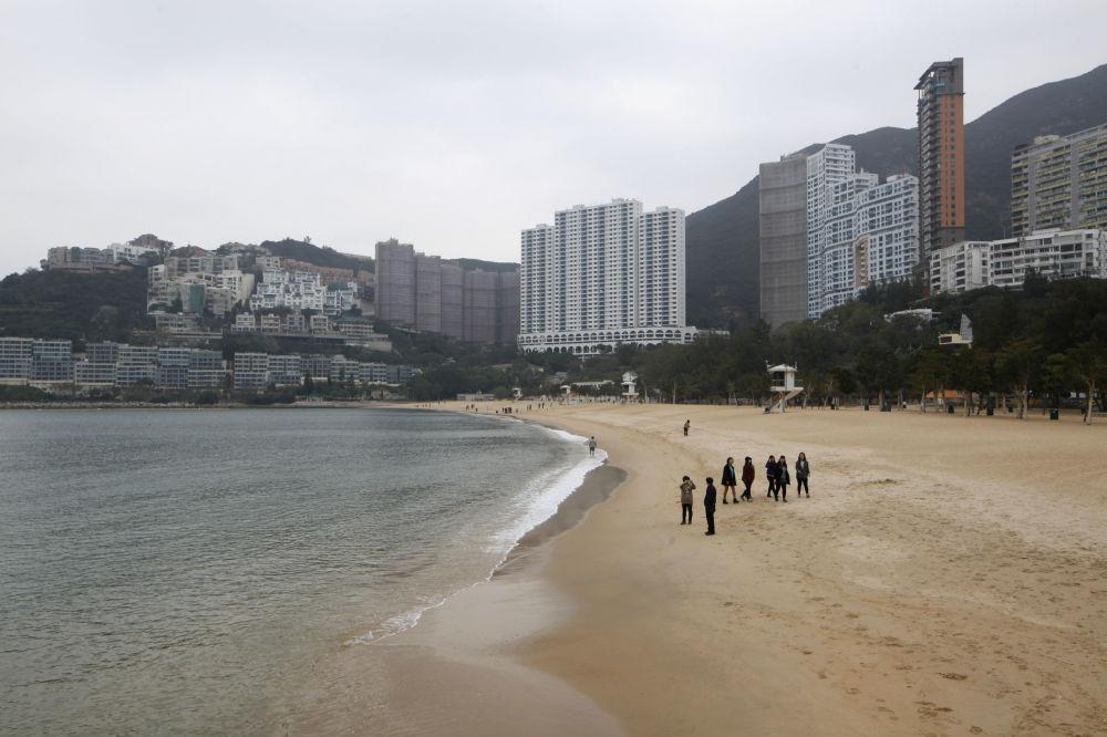 Пляж Рипалс-бей, Гонконг